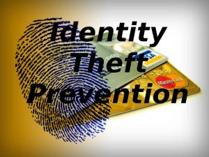 Do You Demand Identity Theft Maintenance?